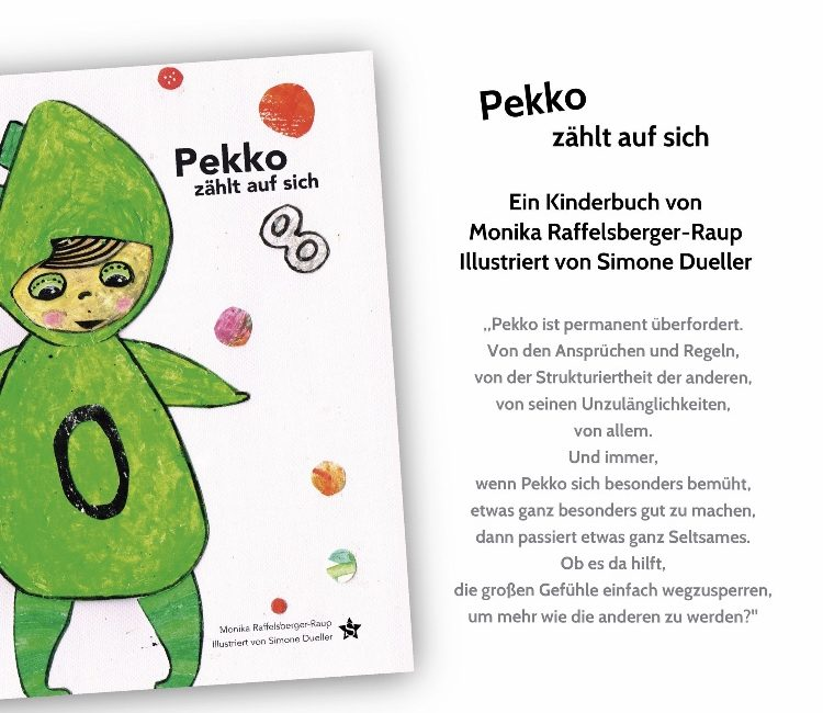 Meet Pekko! New childrens book out now